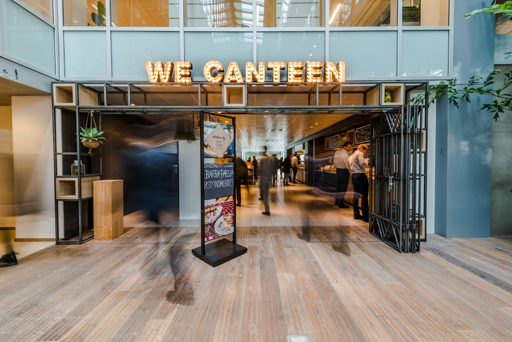 We Canteen WTC Amsterdam highlight