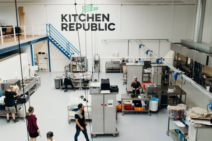 We Canteen en Kitchen Republic gaan samenwerken