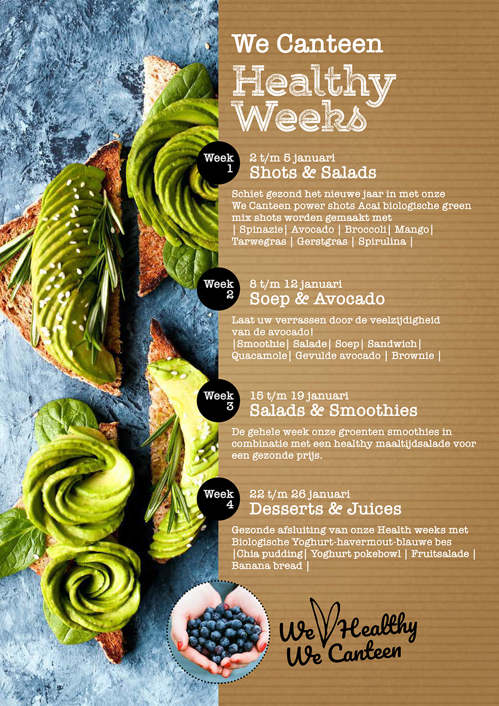 We Canteen - Healthy Weeks